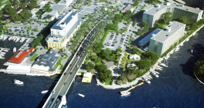 Prime Waterfront Development