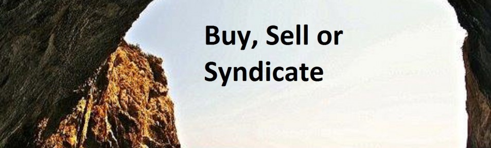Buy, Sell or Syndicate