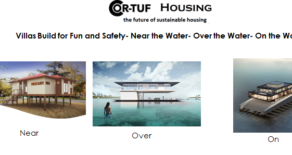 Opportunities Using Ultra High Performing Concrete Homes and Seawalls For Coastal Areas
