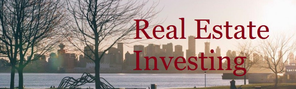 A Real Estate Investing