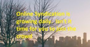 Online Dequity Syndication the Best Way to Raise or Deploy Capital with Maximum Distribution and Transparency in Todays Opportune but Uncertain Investment Climate